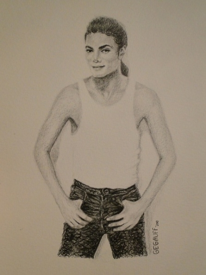 Michael Jackson by Elise